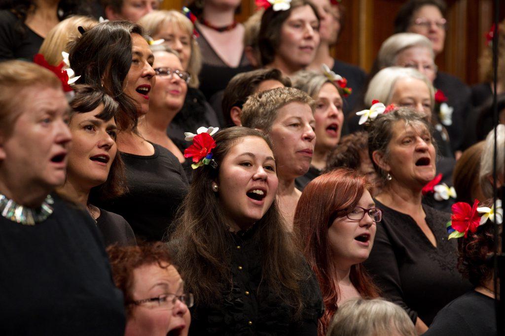 Millennium Chorus 2013, MMC2013, Coco de Mer, The Chorus (Photo: Steb Fisher)